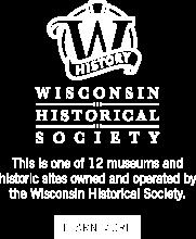 Wisconsin Historical Society logo